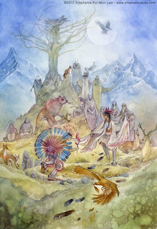 Dreamdance: Elders by puimun