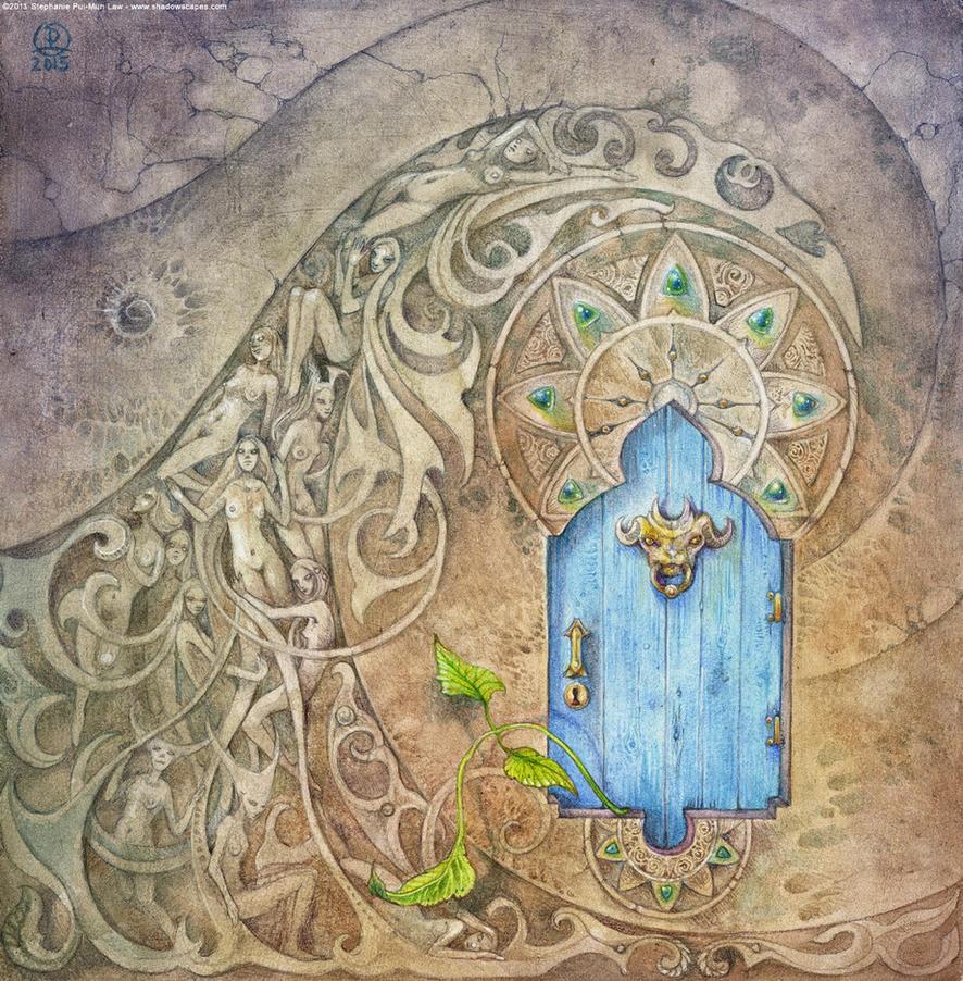 Doorway by puimun