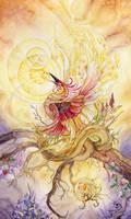 13 - Death - Phoenix by puimun