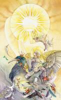 19 - The  Sun by puimun