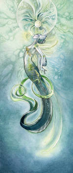 Pearl of the Deep Sea