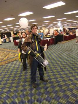 Comiccon Fallout cosplay