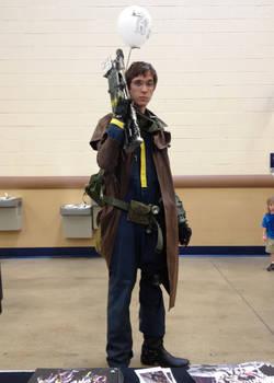 Comiccon Fallout Cosplay 2