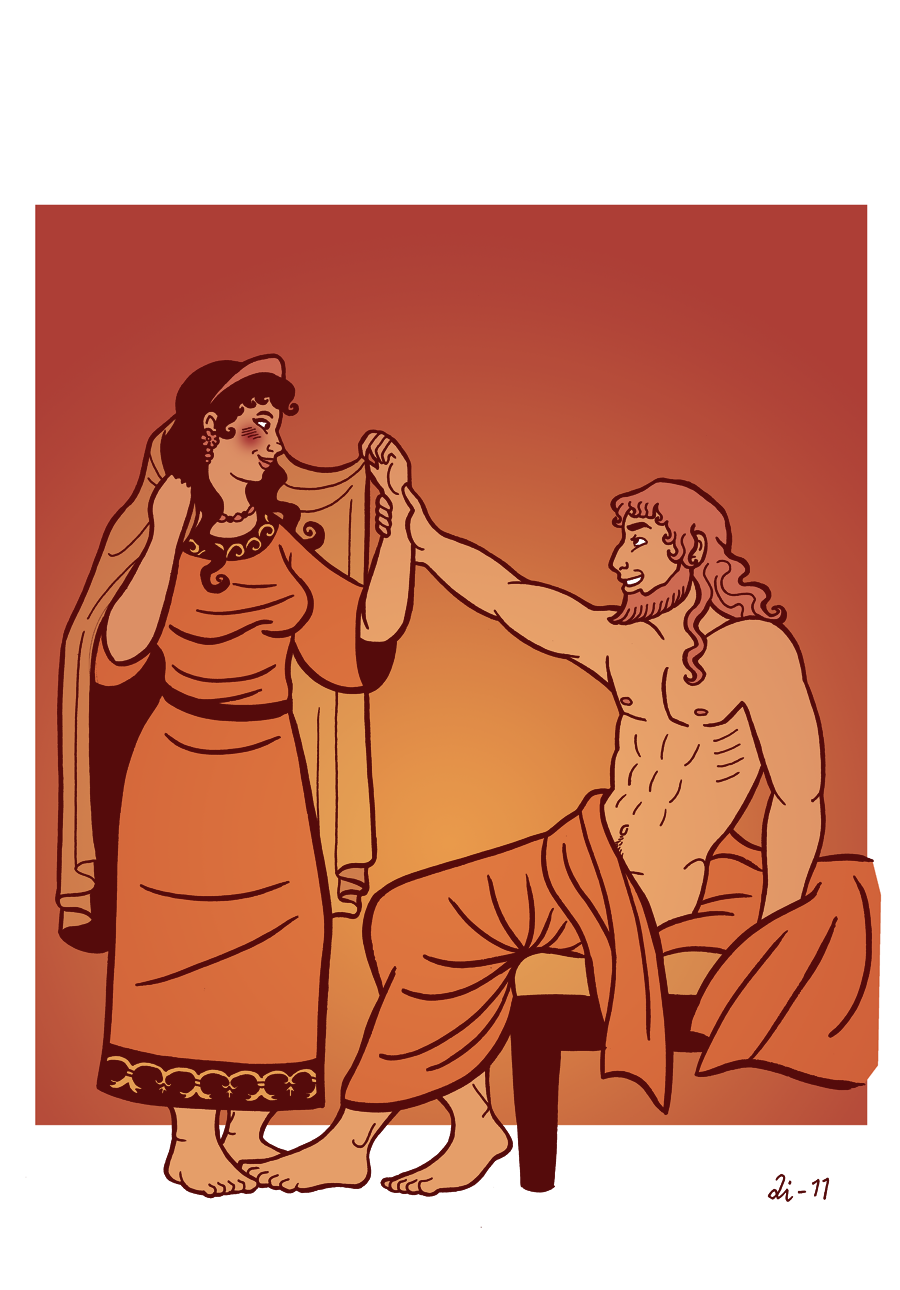 compare and contrast hera and zeus Zeus, in contrast, is all-powerful and feared by all his subjects the king of gods is a womanizer if there is one trait that zeus and indra share, it is their love of women.