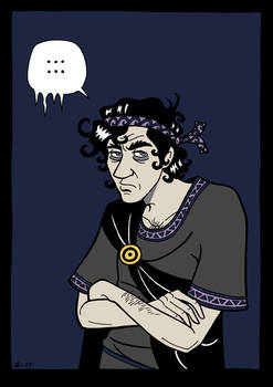 Hades Is Not Happy