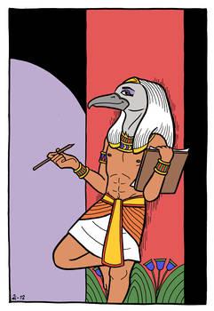 Art Trade: Thoth
