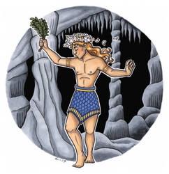 Kretan Zeus by A-gnosis