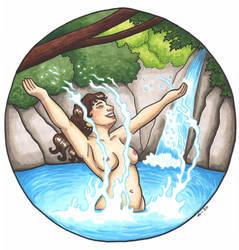 Bath of Hera by A-gnosis