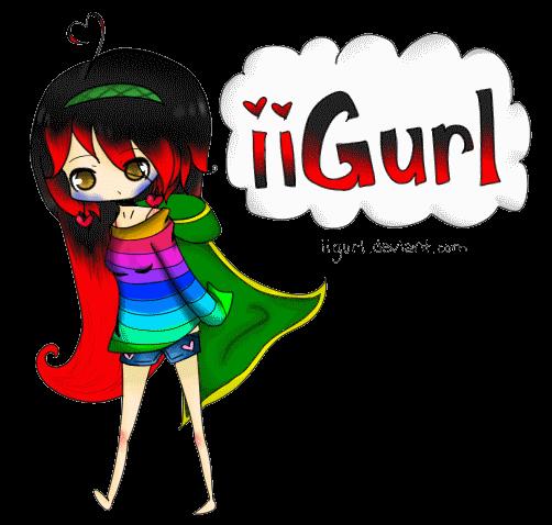 iiGurl Reference by iiGurl