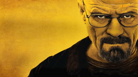 Walter White by acorcutt