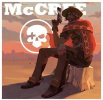McCree by CAZZ-R