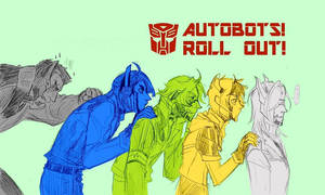 AUTOBOT - ROLL OUT