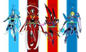Orient - Windblade members