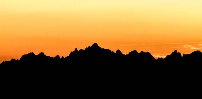 Ombres alpines
