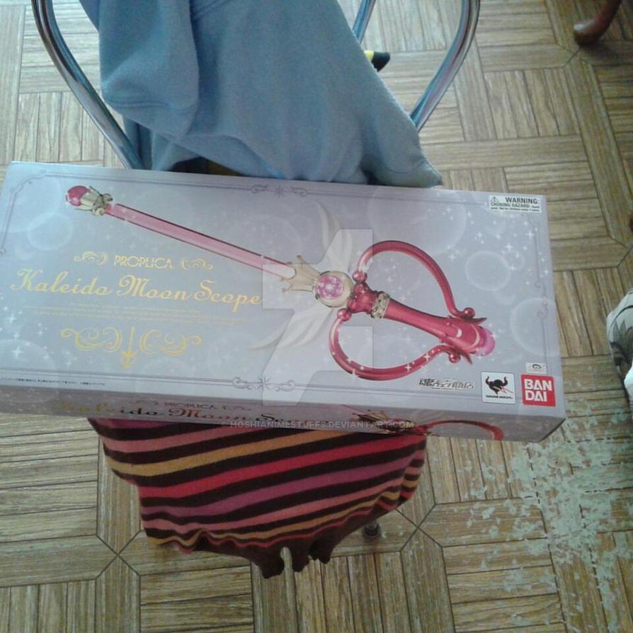 Sailor Moon Kaleidomoon Scope Proplica by HoshiAnimeStuffs