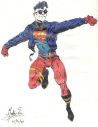 The Metropolis kid -colored- by Irish-Warrior