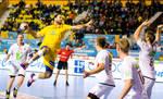 Spain - Norway in Memorial D.Barcenas Handball by MrDeKat