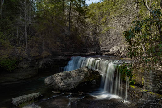 Upper Greeter Falls