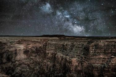 Gorges Milky Way