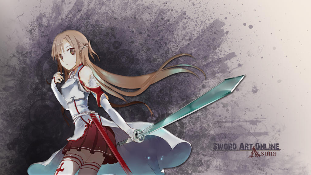 Sword Art Online Asuna Wallpaper By AShoppingKart