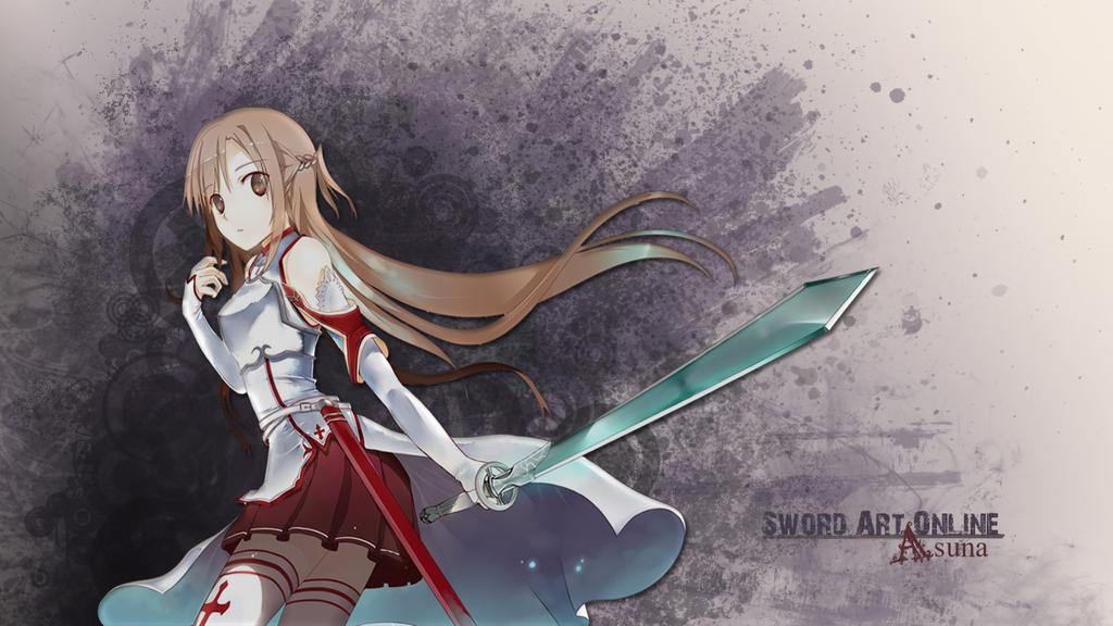 Sword Art Online Asuna Wallpaper by AShoppingKart on ...