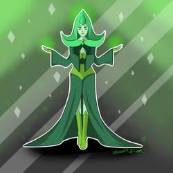 Green Diamond by space-gem-sapphire