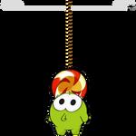 Hanging Om Nom