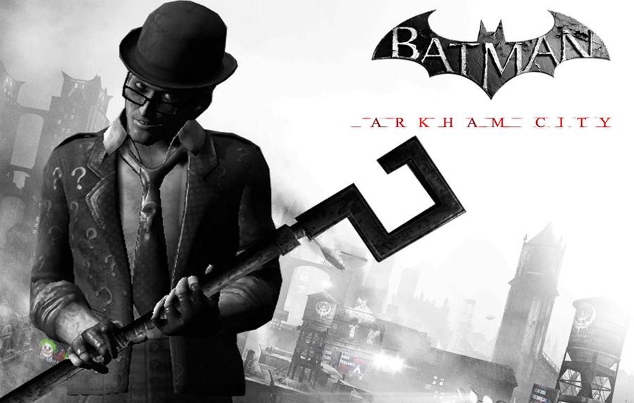 Batman Arkham City FanPoster