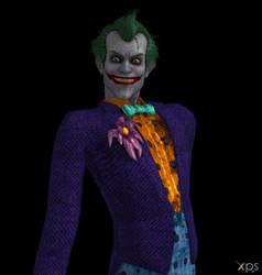 BAA - Joker 1989 Suit Style by MrUncleBingo