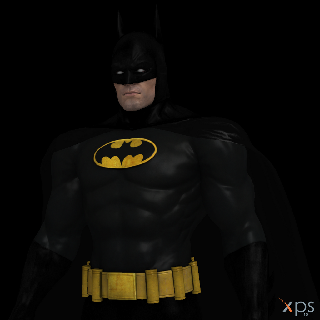 BAC - Batman 1989 Style by Postmortacum