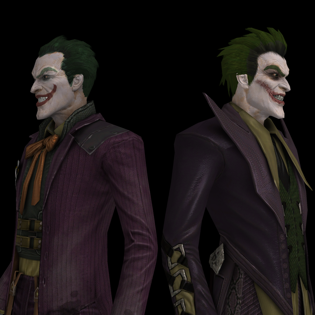 The Joker Injustice Insurgency IGAU Ios - The Joker P...