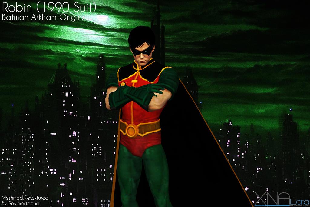 BAO - Robin 1990 Suit by Postmortacum