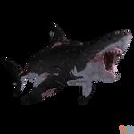 The Depth - Great White Shark (Battle Scars)