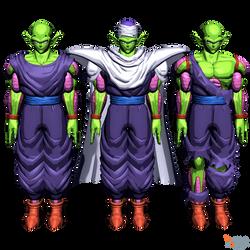 DBXV - Piccolo by MrUncleBingo