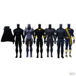 MH - Black Panther Pack
