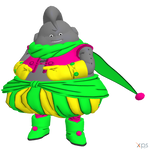 DBXV - TFS Dumplin Fun Suit