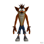 Crash Twinsanity - Crash Bandicoot