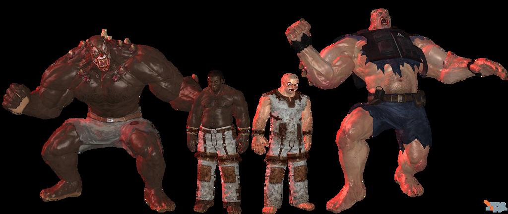 BAA - Thugs Pack