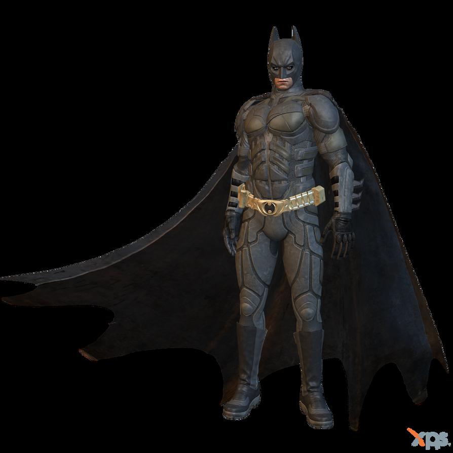 BAK - Batman (TDK) by MrUncleBingo on DeviantArt