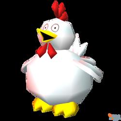 Crash Twinsanity - Chicken by MrUncleBingo