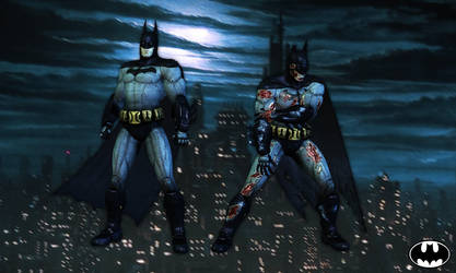 IGAU - Batman (Arkham City) by MrUncleBingo