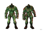 IGAU - Doomsday (Containment Suit)