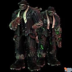 IGAU - Solomon Grundy (Gangsta)