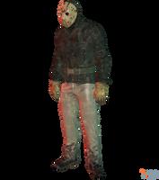 Friday The 13th - Jason Voorhees (Part VI) by MrUncleBingo