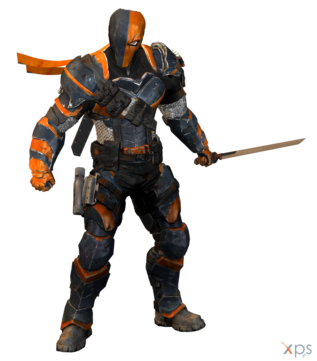 BAK - Deathstroke by MrUncleBingo on DeviantArt