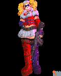 BAA - Harley Quinn