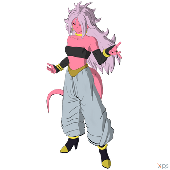 DBXV 2 (Mod) - Android 21 (Final Form) by MrUncleBingo