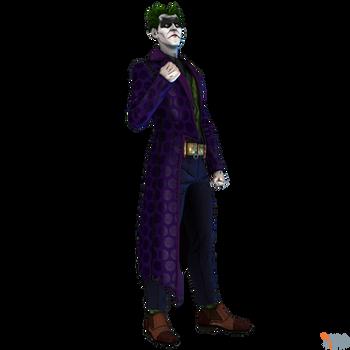 Batman (The TellTale Series) - Vigilante Joker