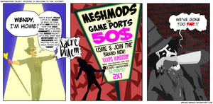 Meshmodder Tales - Episode 01 by MrUncleBingo
