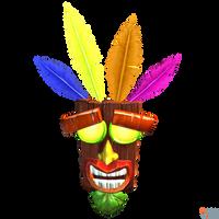 Crash Bandicoot (NST) - Aku Aku by MrUncleBingo